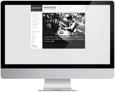 Website Programmierung Bern Burgdorf